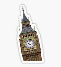 Big Ben Sticker