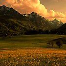 The Sun Never Sets by Robert C Richmond