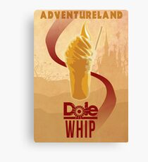 Dole Whip Canvas Print