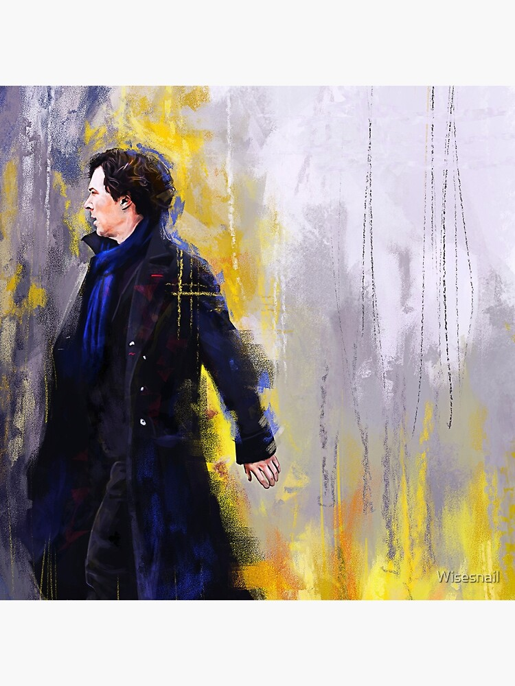 Gehender Sherlock von Wisesnail