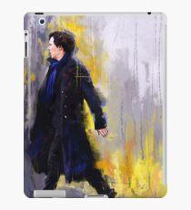 Walking Sherlock iPad Case/Skin