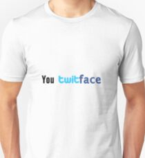 Social networking insult Unisex T-Shirt