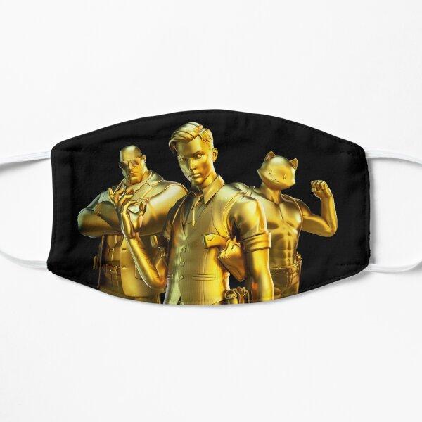 Gold Midas Team Mask