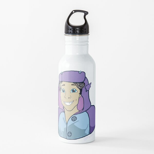 Lievi's FanArt Water Bottle