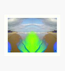 I am the SEA Art Print
