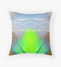 I am the SEA Throw Pillow