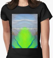 I am the SEA Women's Fitted T-Shirt