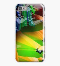 GREEN DOLPHIN STREET iPhone Case/Skin