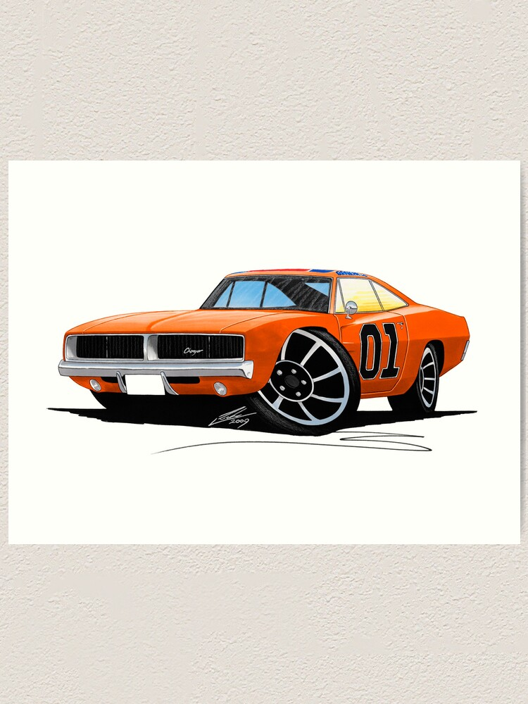 "Dodge Mini Poster 24/"" x16/"" Chevrolet Ford"
