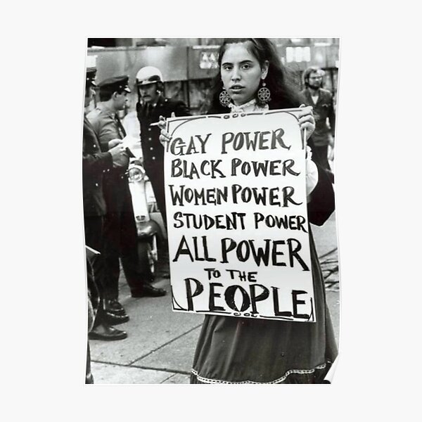All Power To The People! Poster