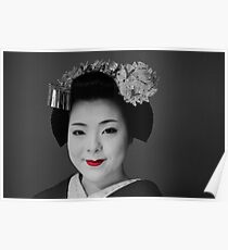 Memoirs of a Maiko Poster