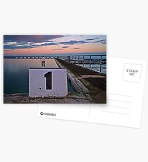 No. 1, Merewether Ocean Baths Postcards
