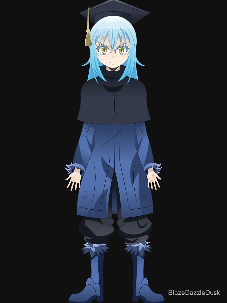 Rimuru Sensei by BlazeDazzleDusk
