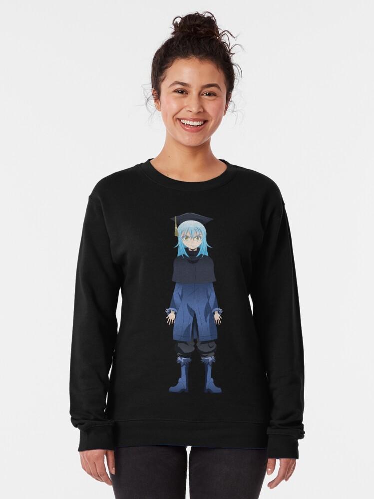 Alternate view of Rimuru Sensei Pullover Sweatshirt