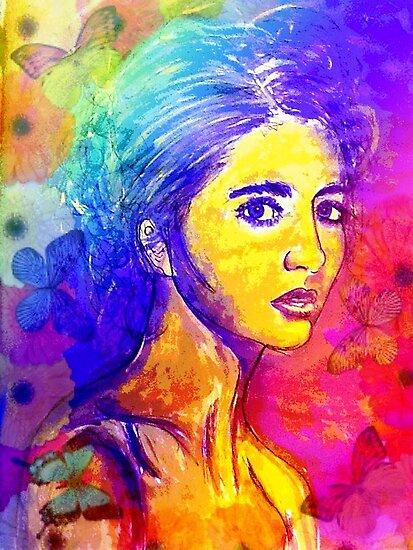 """Bebe 2 by Belinda """"BillyLee"""" NYE (Printmaker)"""