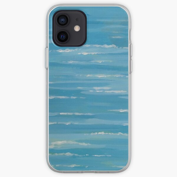 The Sea iPhone Soft Case