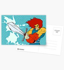 A call to arms  Postcards