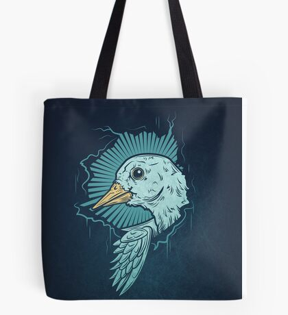 Tweeting Tom Tote Bag
