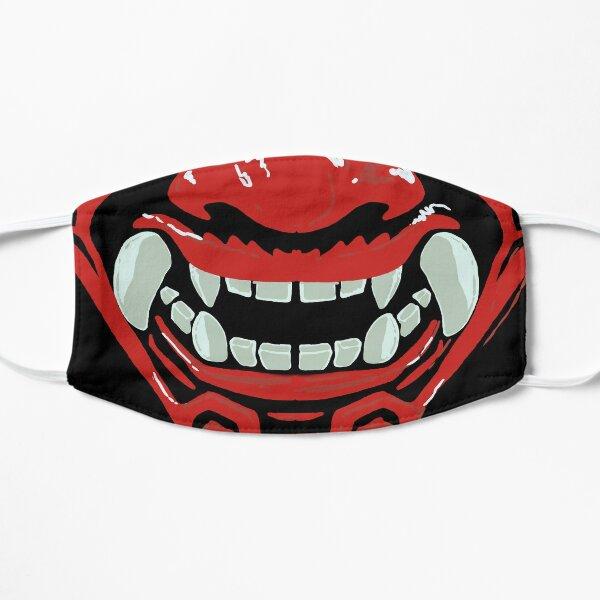 Red Oni Hawaii Mask
