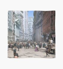 Curb Market in NYC, ca 1900 Scarf