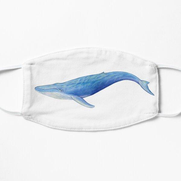 Blue Whale Flat Mask