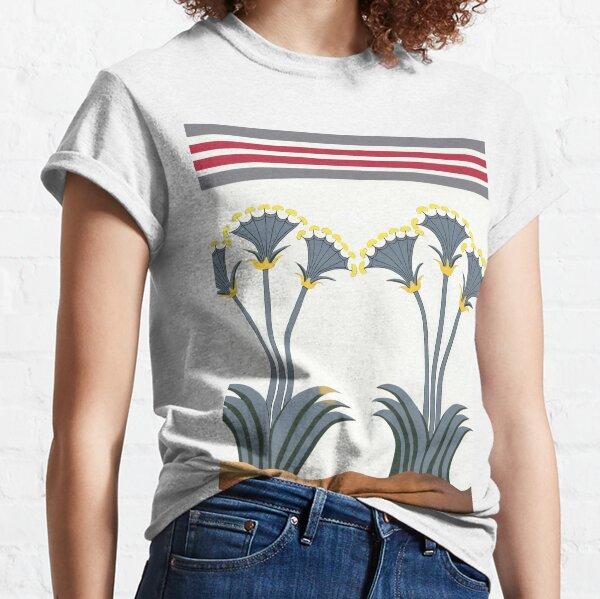 "Minoan Sea Daffodils ""Lilies"" Fresco Restoration Classic T-Shirt"