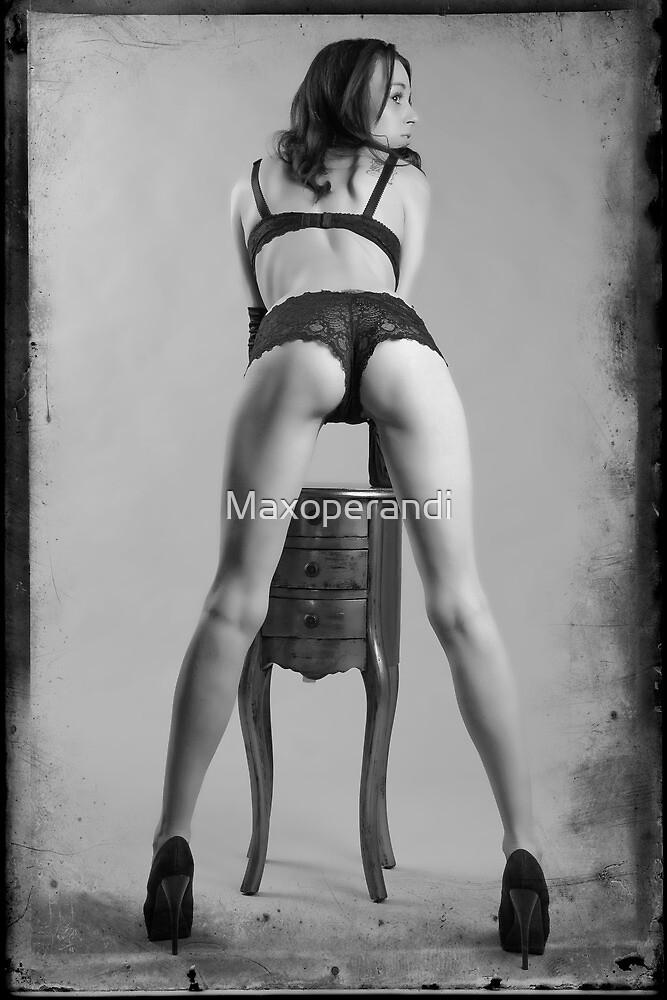 She's got Legs by Maxoperandi
