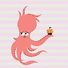 Squid of Awkward Condolence by makoshark