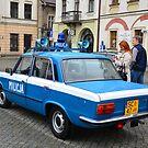 """Fiat 125p - """"MILICJA"""" 4 by MarekM"""