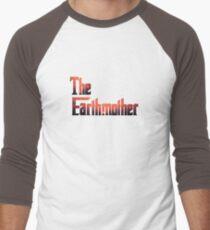 The Earthmother Men's Baseball ¾ T-Shirt