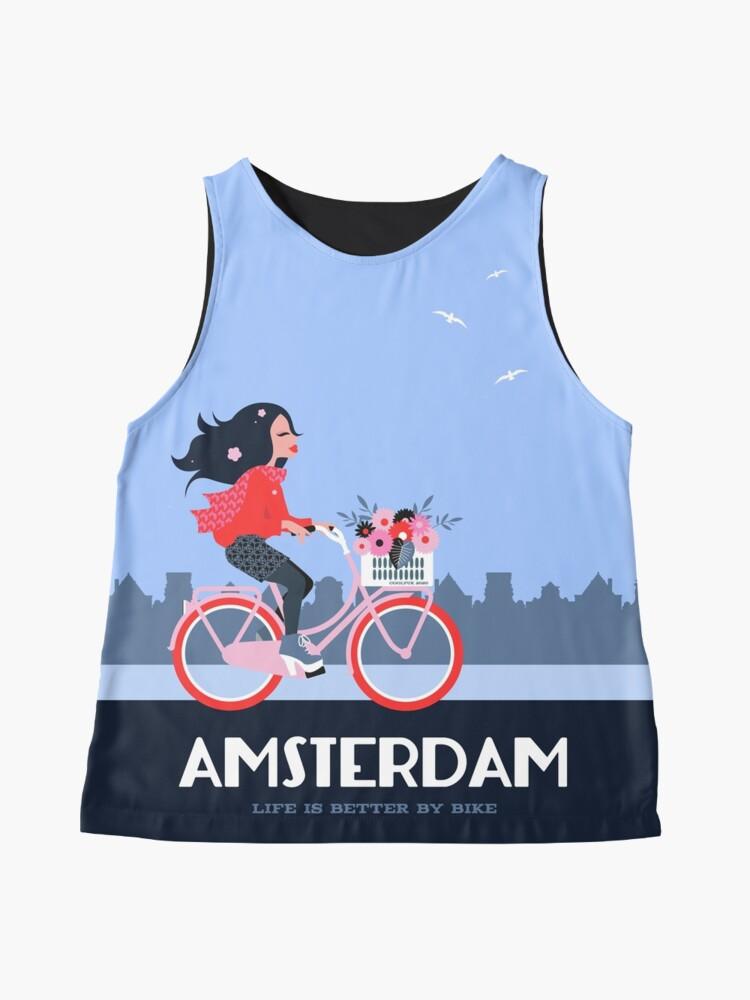 Alternate view of Amsterdam Bike Life Sleeveless Top