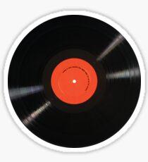 I Like Vinyl Sticker