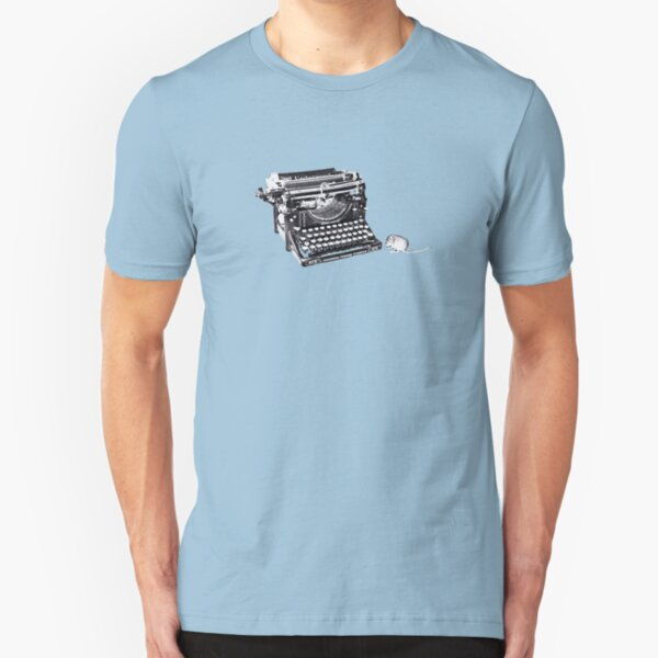 The original keyboard and mouse Slim Fit T-Shirt