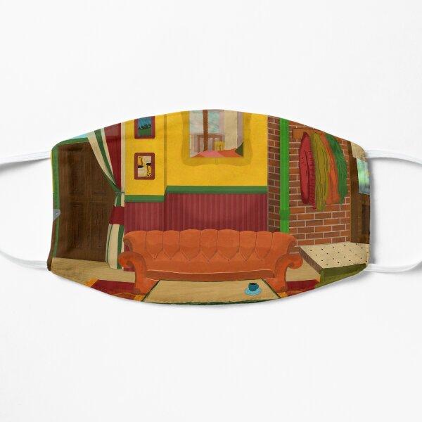 Central Perk Flat Mask