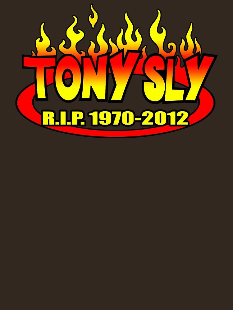 R.I.P. TONY SLY!! | Unisex T-Shirt