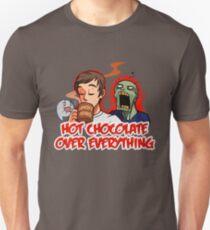Hot Chocolate Over Everything Unisex T-Shirt