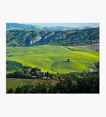 TOSCANA - ITALY Photographic Print