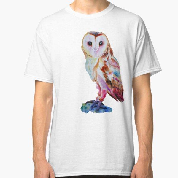 Barn Owl Classic T-Shirt