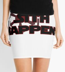 Sith Happens Mini Skirt