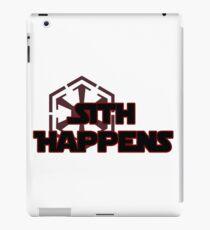 Sith Happens iPad Case/Skin
