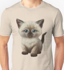Cataclysm- Siamese Kitten Classic T-Shirt