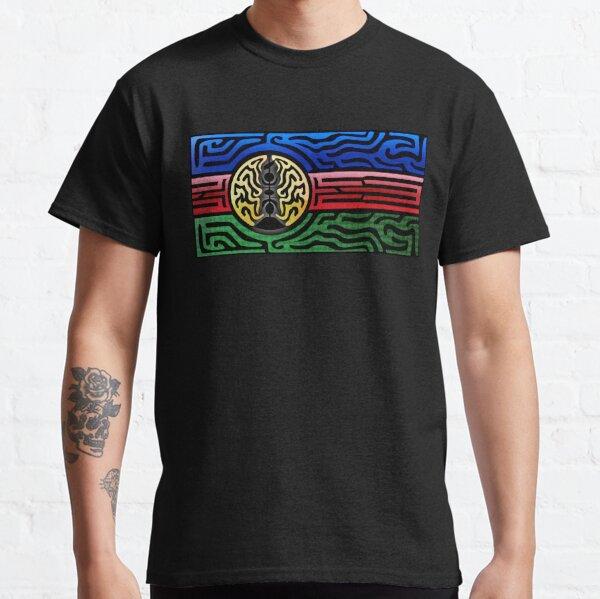 Crazy Flag # 168 Classic T-Shirt