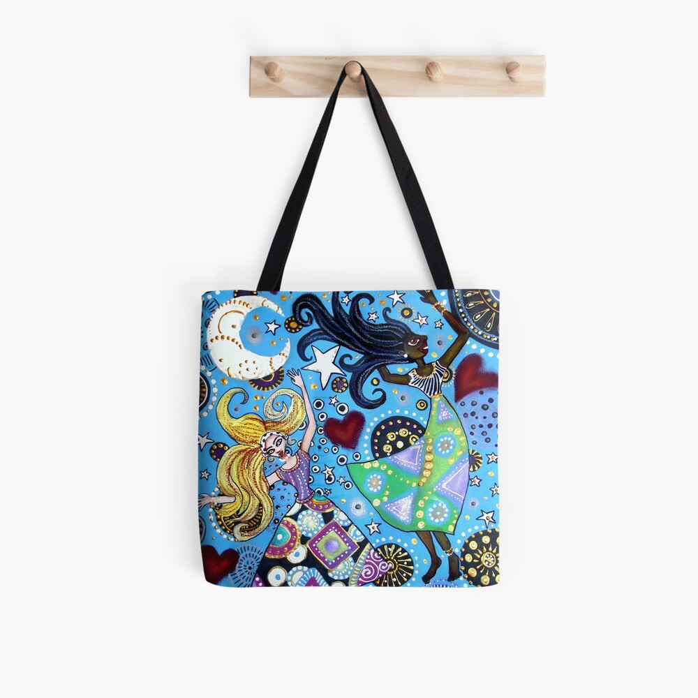 Falling With You Tote Bag