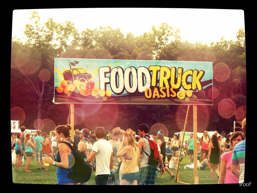 Food Truck Oasis by lroof