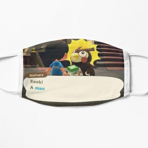 Animal Crossing Meme Masque sans plis