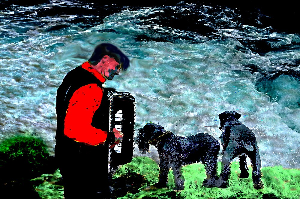 Music Man by NIKULETSH