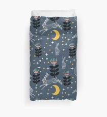 Hare Moon Duvet Cover