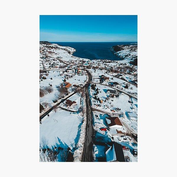 Torbay Newfoundland Photographic Print