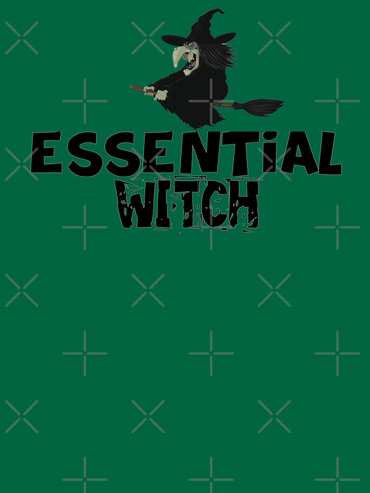Witch 1 design Essential Witch by Mbranco