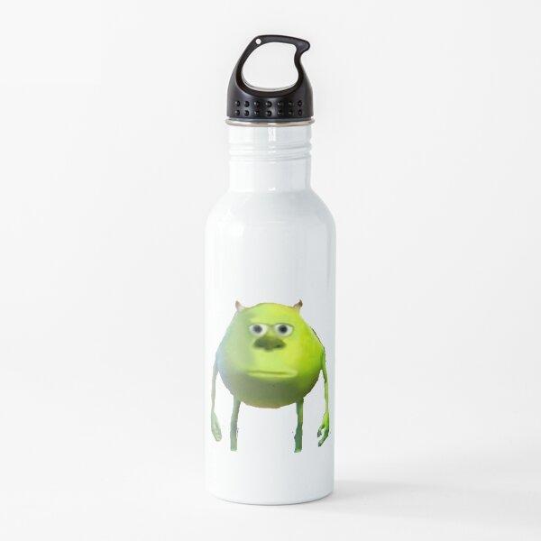 Meme Mike Wazowski Botella de agua